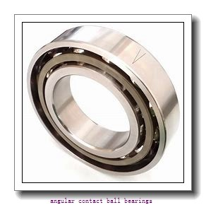 FAG 3206B-2RSRTVHC3  Angular Contact Ball Bearings