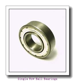 SKF 6207 ZNRJEM  Single Row Ball Bearings