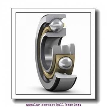2.165 Inch | 55 Millimeter x 5.512 Inch | 140 Millimeter x 1.299 Inch | 33 Millimeter  KOYO 7411B GC3FY  Angular Contact Ball Bearings