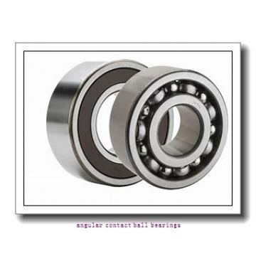 120 mm x 215 mm x 40 mm  SKF 7224 BM  Angular Contact Ball Bearings