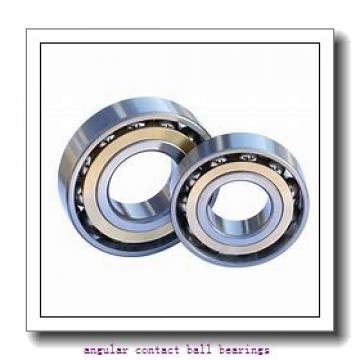 4.724 Inch | 120 Millimeter x 8.465 Inch | 215 Millimeter x 1.575 Inch | 40 Millimeter  KOYO 7224B GFY  Angular Contact Ball Bearings
