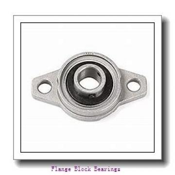 LINK BELT KFXS212D40A  Flange Block Bearings