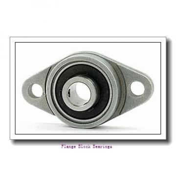 DODGE F4B-GTEZ-012-PCR  Flange Block Bearings