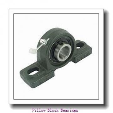 6.438 Inch | 163.525 Millimeter x 8.43 Inch | 214.122 Millimeter x 7.5 Inch | 190.5 Millimeter  QM INDUSTRIES QMPH34J607SET  Pillow Block Bearings
