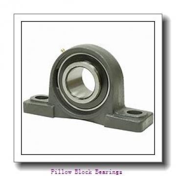 2.188 Inch | 55.575 Millimeter x 3.14 Inch | 79.756 Millimeter x 2.5 Inch | 63.5 Millimeter  QM INDUSTRIES QVP12V203SM  Pillow Block Bearings