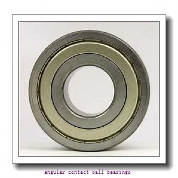 3.346 Inch | 85 Millimeter x 7.087 Inch | 180 Millimeter x 1.614 Inch | 41 Millimeter  KOYO 7317BG  Angular Contact Ball Bearings #1 image