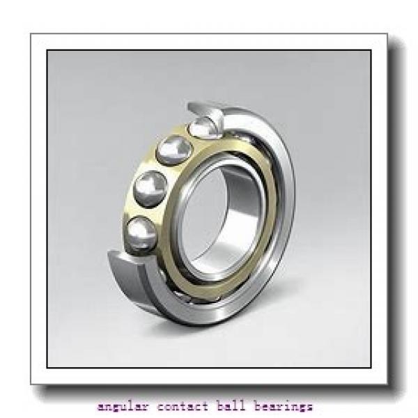1.181 Inch | 30 Millimeter x 2.835 Inch | 72 Millimeter x 0.748 Inch | 19 Millimeter  KOYO 7306BG  Angular Contact Ball Bearings #1 image