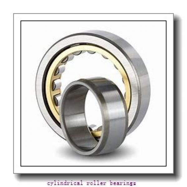 2.756 Inch | 70 Millimeter x 4.331 Inch | 110 Millimeter x 0.787 Inch | 20 Millimeter  CONSOLIDATED BEARING NU-1014 M  Cylindrical Roller Bearings #1 image