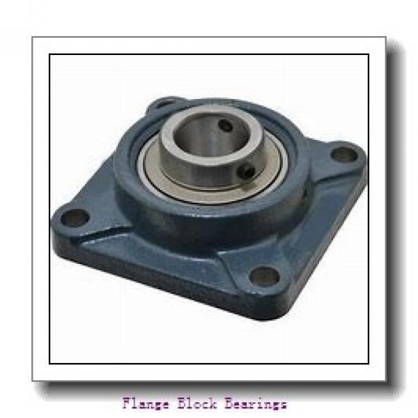DODGE F4B-GT-106  Flange Block Bearings #3 image