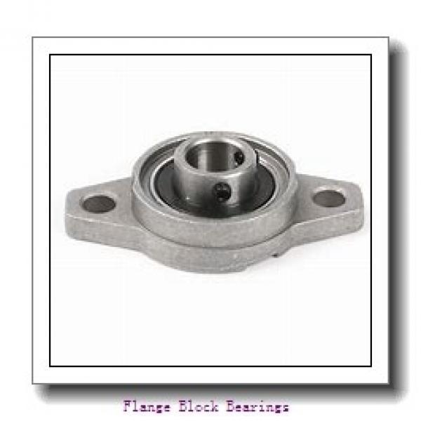 LINK BELT FCB22439H18W3  Flange Block Bearings #2 image