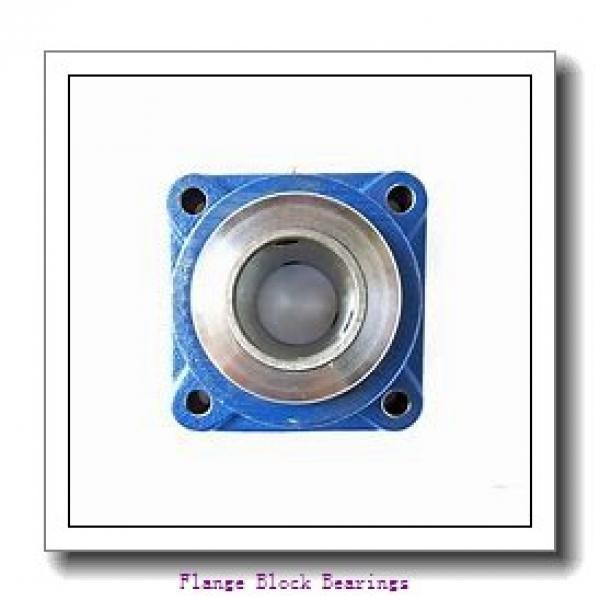 LINK BELT FX3U227N  Flange Block Bearings #1 image